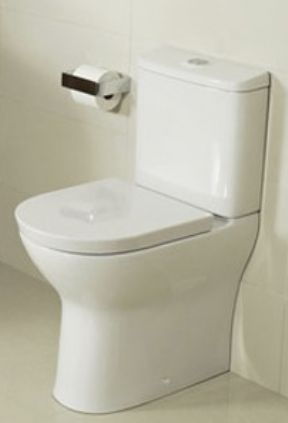 Roca Colina Comfort Height Close Coupled WC
