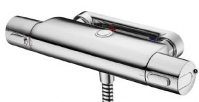 Ideal Standard Ceratherm 100 Thermostatic Exposed Shower Valve