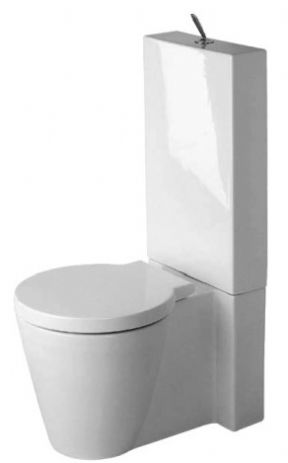 Duravit Starck 1 Close Coupled WC