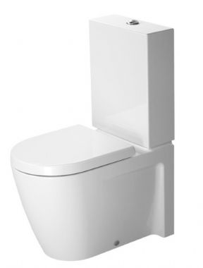 Duravit Starck 2 Close Coupled WC Wondergliss