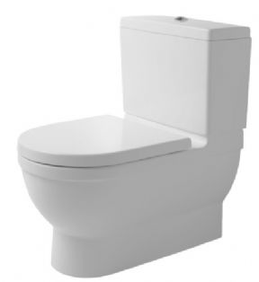 Duravit Starck 3 Closed Coupled Big WC