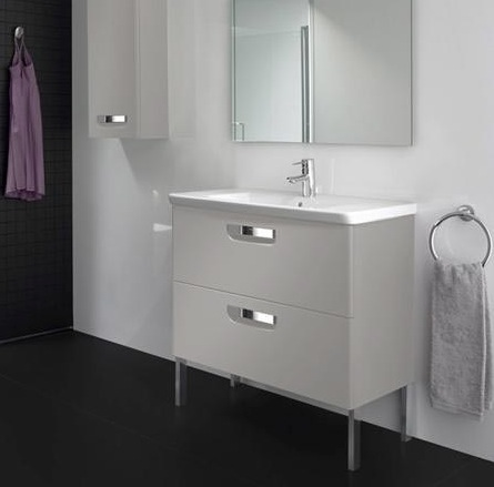 Roca The Gap 2 Drawer Vanity Unit With Basin