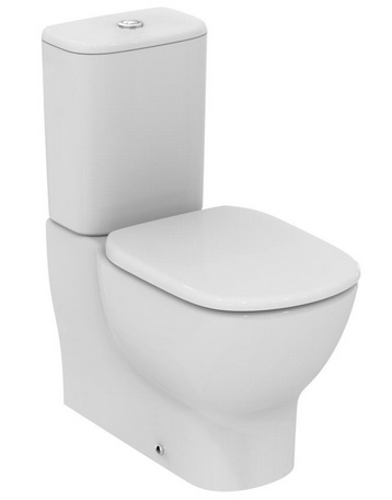 Ideal standard tesi close coupled back to wall wc for Ideal standard tesi scheda tecnica