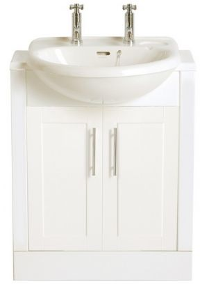 Heritage Belmonte Medium Semi-recessed Basin